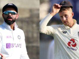 England beats India