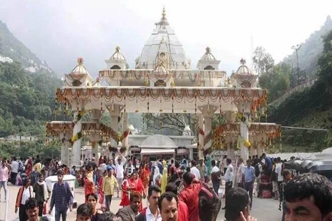 Temple of Vaishno Devi