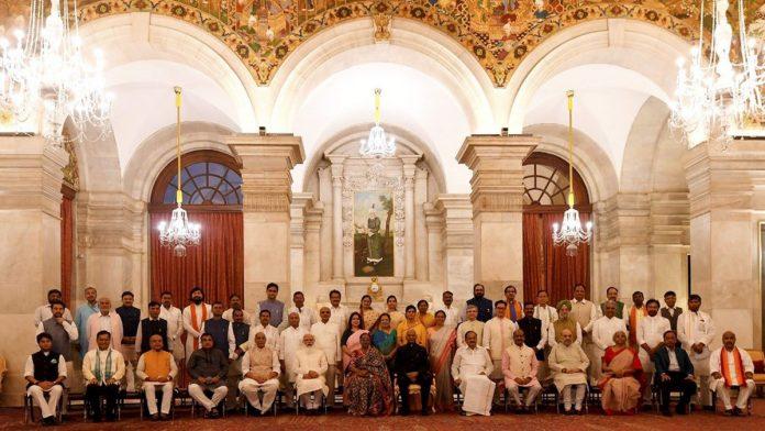 reshuffle cabinet